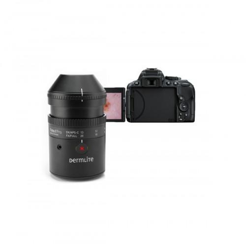 Дерматоскоп DermLite Foto II Pro Plus с Canon T5i
