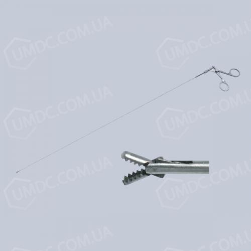 А2102.1 Щипци биопсии 7Fr×395mm жесткие