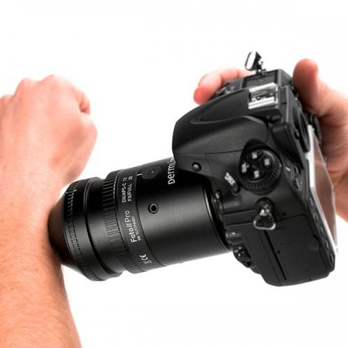 Дерматоскоп DermLite Foto II Pro Plus с Nikon D500